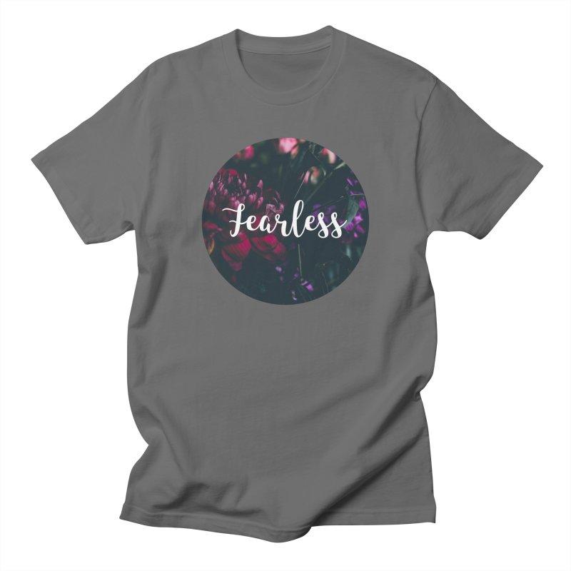 Fearless Men's T-Shirt by True Words's Artist Shop