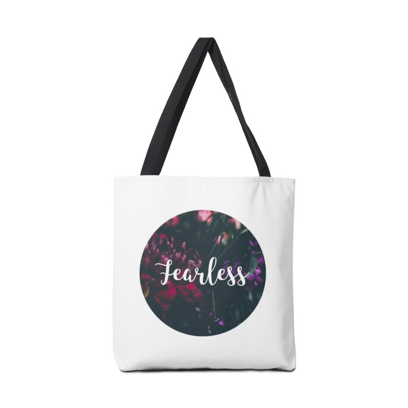 Fearless Accessories Bag by True Words's Artist Shop