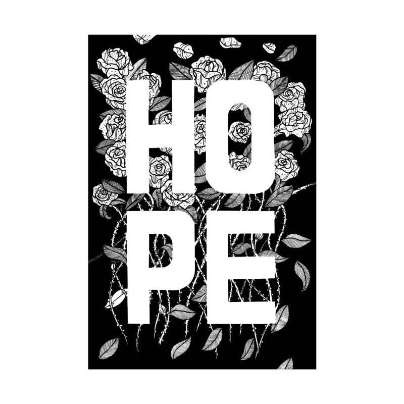 Hope Men's T-Shirt by True Words's Artist Shop