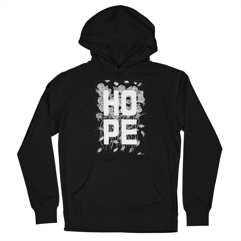 Hope Women's Pullover Hoody by True Words's Artist Shop
