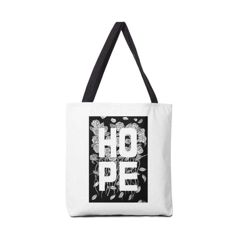 Hope Accessories Bag by True Words's Artist Shop