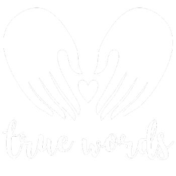 True Words's Artist Shop Logo