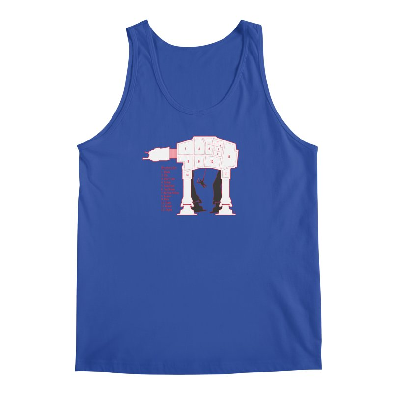 The Director's Cut Men's Tank by Trulyfunky Shop @ Threadless!