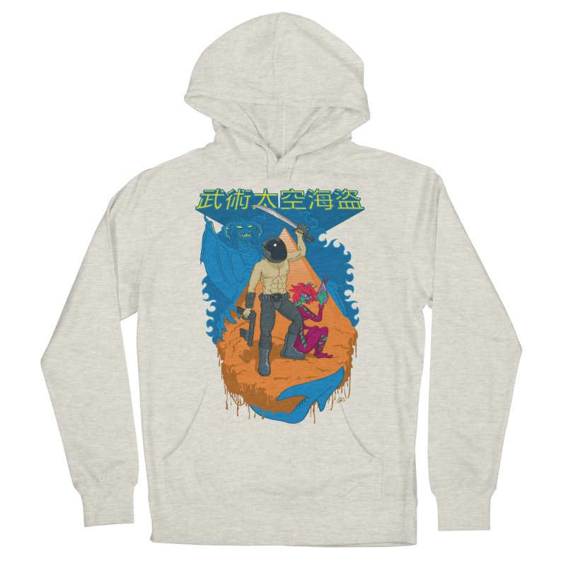 Wushu Space Pirates™ Men's Pullover Hoody by Trulyfunky Shop @ Threadless!