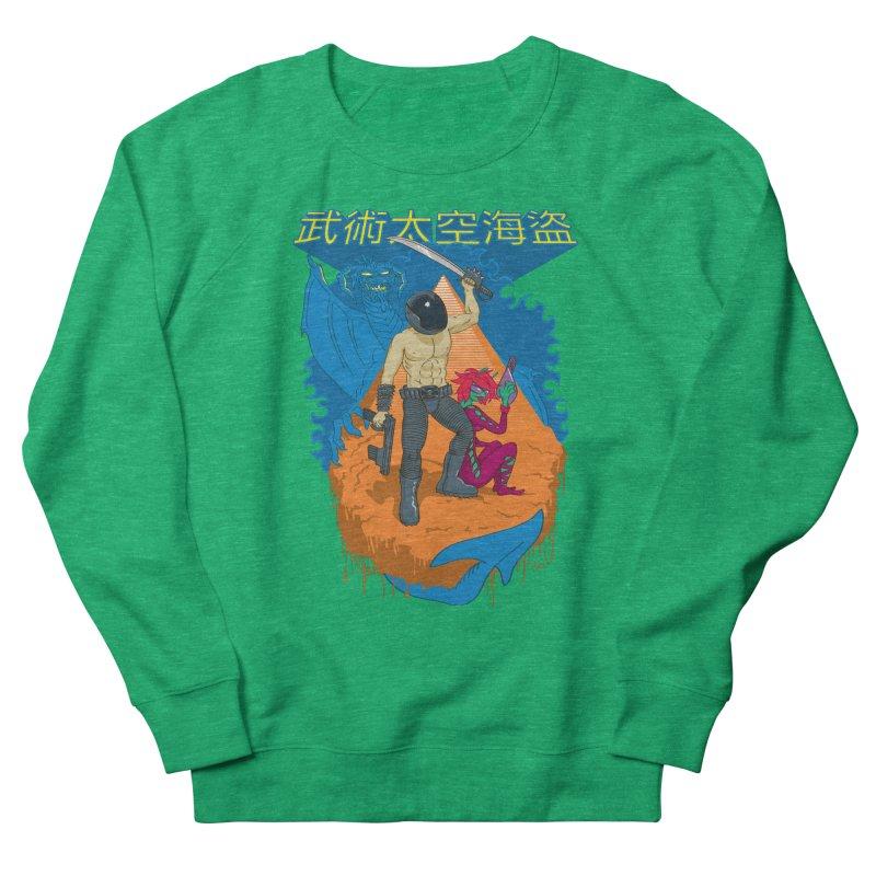 Wushu Space Pirates™ Men's Sweatshirt by Trulyfunky Shop @ Threadless!