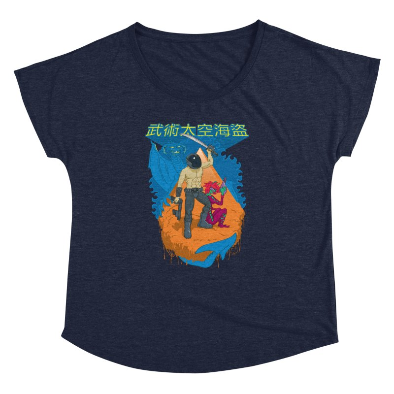 Wushu Space Pirates™   by Trulyfunky Shop @ Threadless!