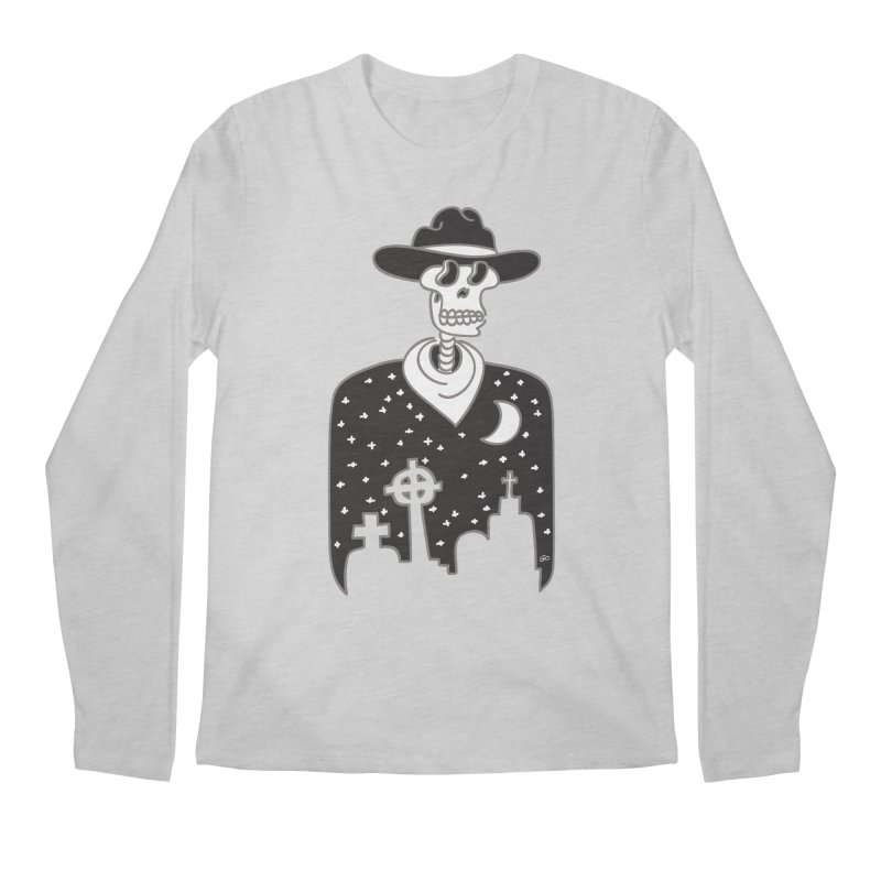 I Shot The Sheriff Men's Longsleeve T-Shirt by Trulyfunky Shop @ Threadless!