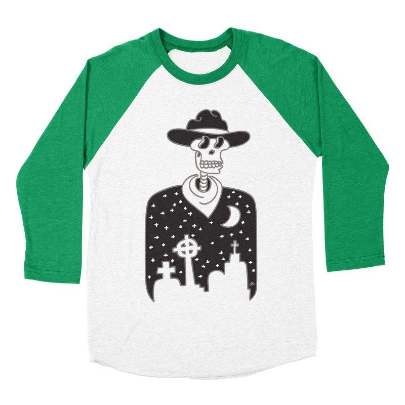 I Shot The Sheriff Women's Baseball Triblend T-Shirt by Trulyfunky Shop @ Threadless!