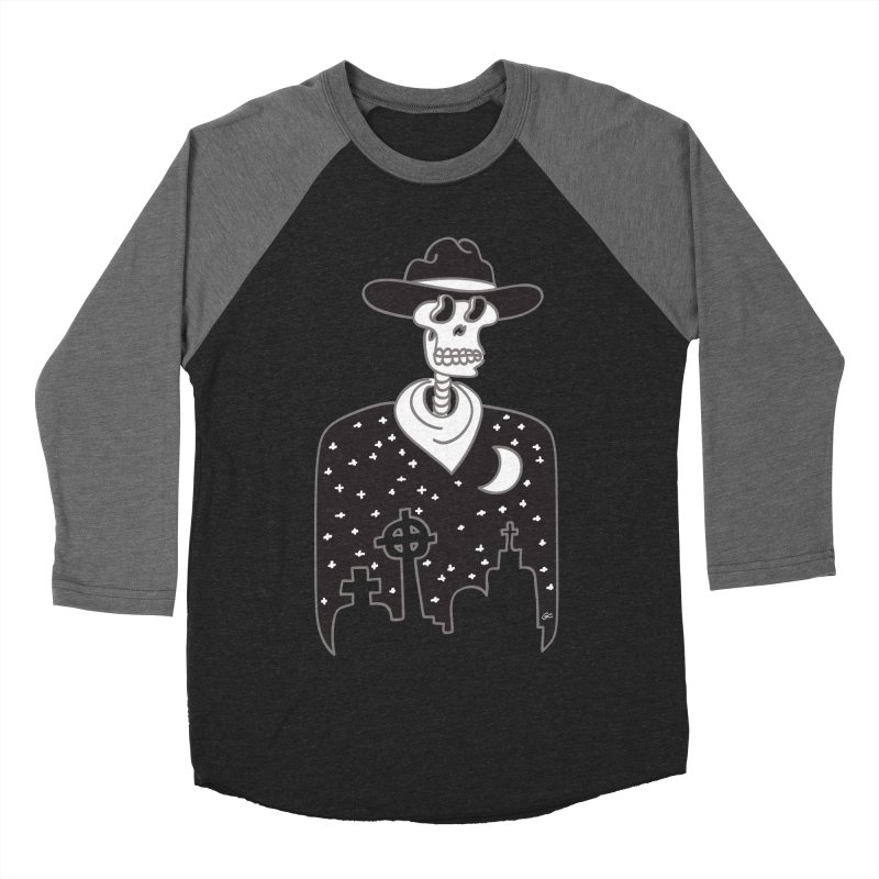 I Shot The Sheriff Women's Baseball Triblend T-Shirt by Trulyfunky Shop @ Threadless!