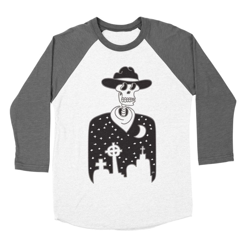 I Shot The Sheriff Men's Baseball Triblend T-Shirt by Trulyfunky Shop @ Threadless!