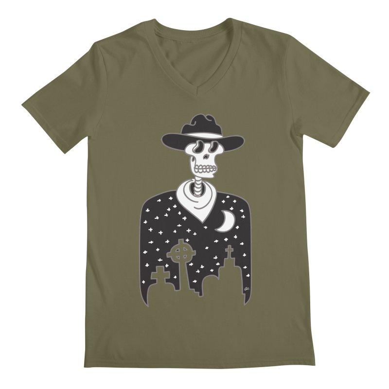 I Shot The Sheriff Men's V-Neck by Trulyfunky Shop @ Threadless!