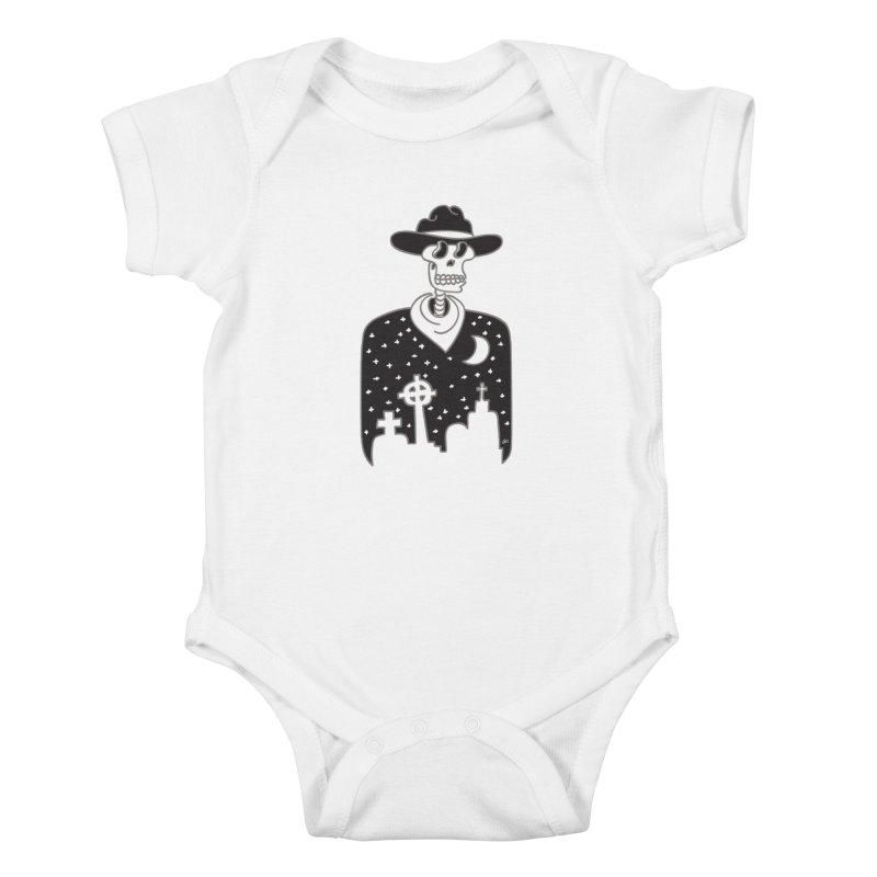 I Shot The Sheriff Kids Baby Bodysuit by Trulyfunky Shop @ Threadless!