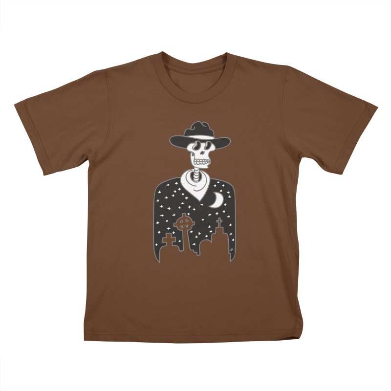 I Shot The Sheriff Kids T-shirt by Trulyfunky Shop @ Threadless!