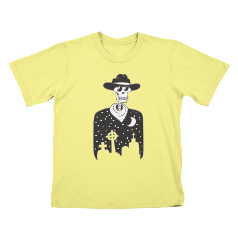 I Shot The Sheriff Kids T-shirt by Trulyfunky Shop @ Threadless!