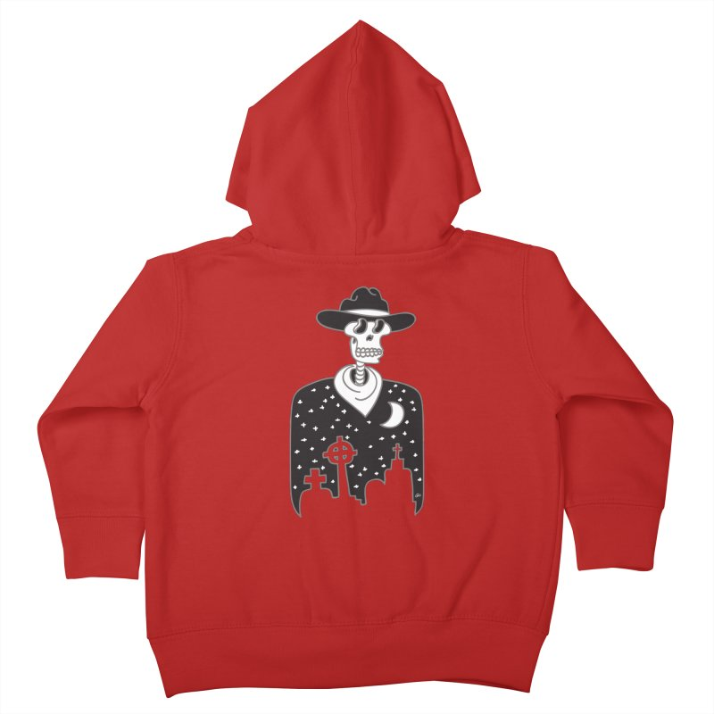 I Shot The Sheriff Kids Toddler Zip-Up Hoody by Trulyfunky Shop @ Threadless!