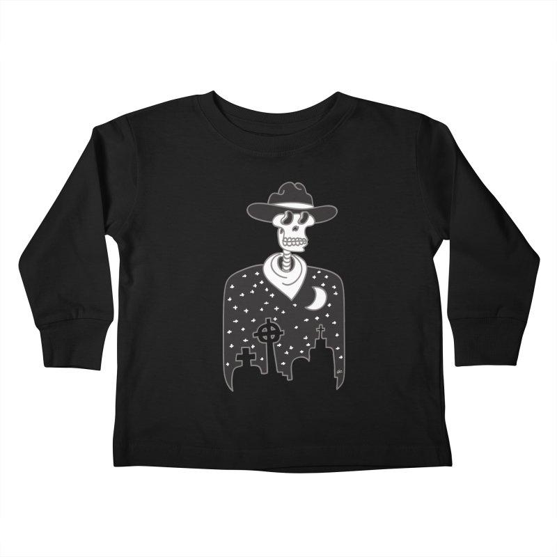 I Shot The Sheriff Kids Toddler Longsleeve T-Shirt by Trulyfunky Shop @ Threadless!