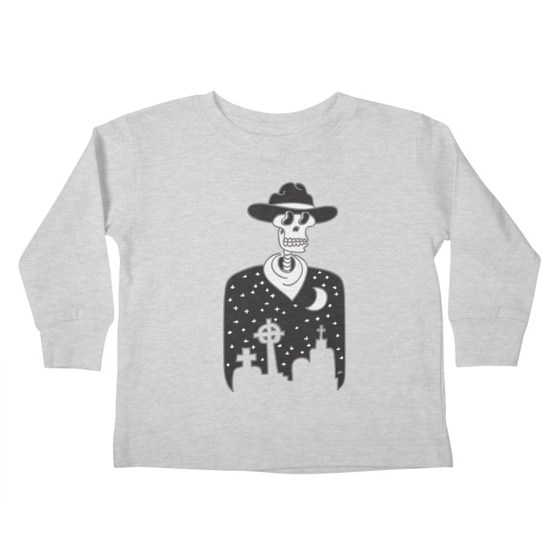 I Shot The Sheriff Kids Toddler Longsleeve T-Shirt by Trulyfunky Shop @ Threadless!
