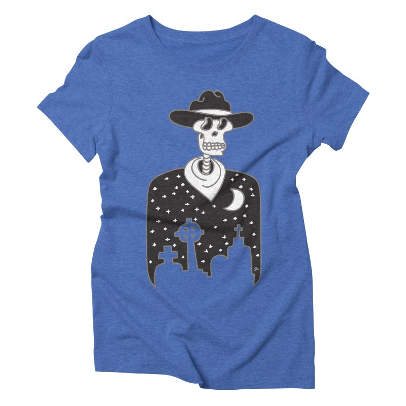 I Shot The Sheriff Women's Triblend T-shirt by Trulyfunky Shop @ Threadless!