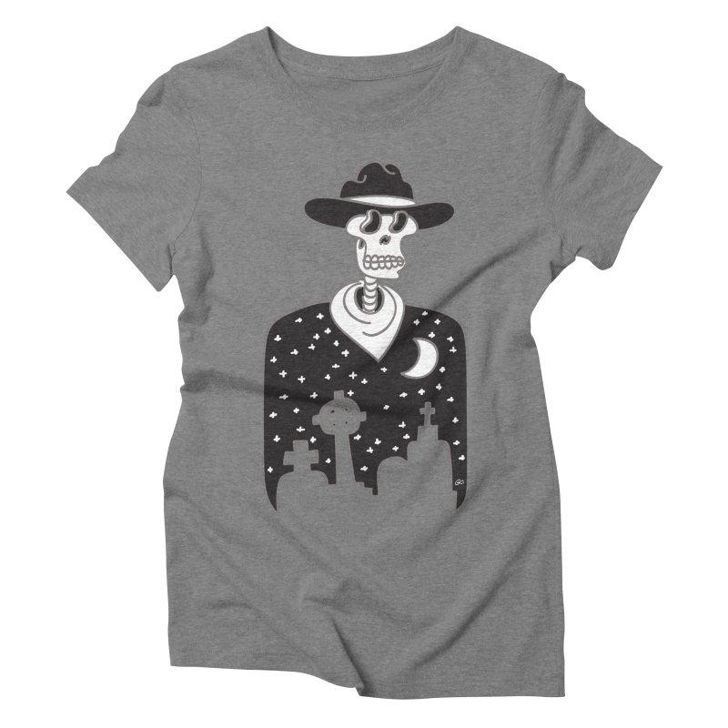 I Shot The Sheriff Women's Triblend T-shirt by Trulyfunky Shop @ Threadless!