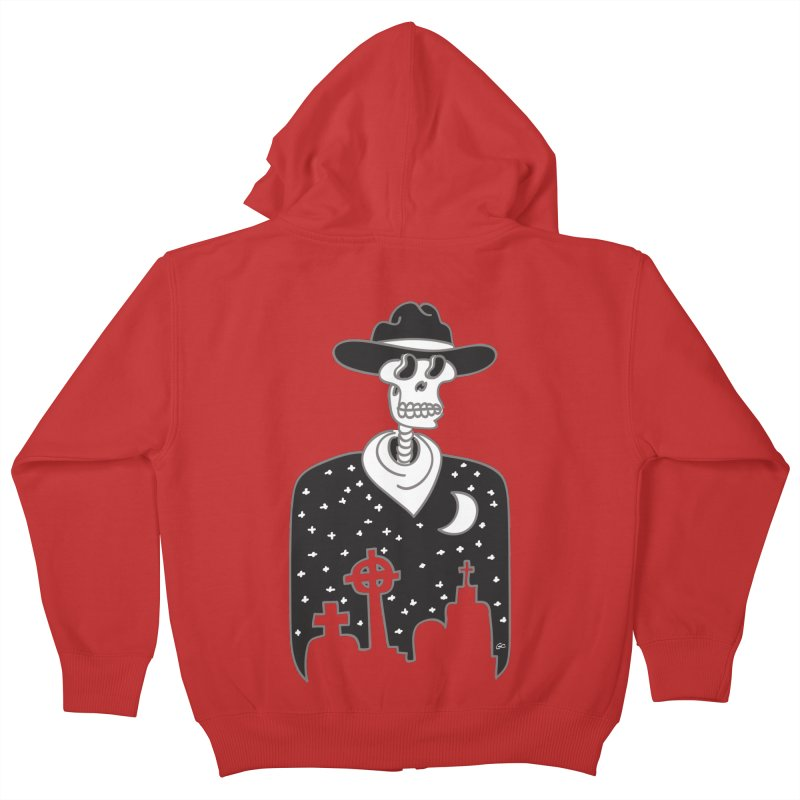 I Shot The Sheriff Kids Zip-Up Hoody by Trulyfunky Shop @ Threadless!