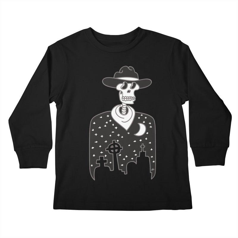I Shot The Sheriff Kids Longsleeve T-Shirt by Trulyfunky Shop @ Threadless!