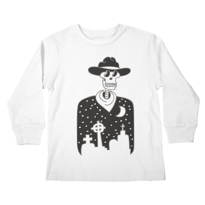 I Shot The Sheriff Kids Longsleeve T-Shirt by Trulyfunky Shop @ Threadless!