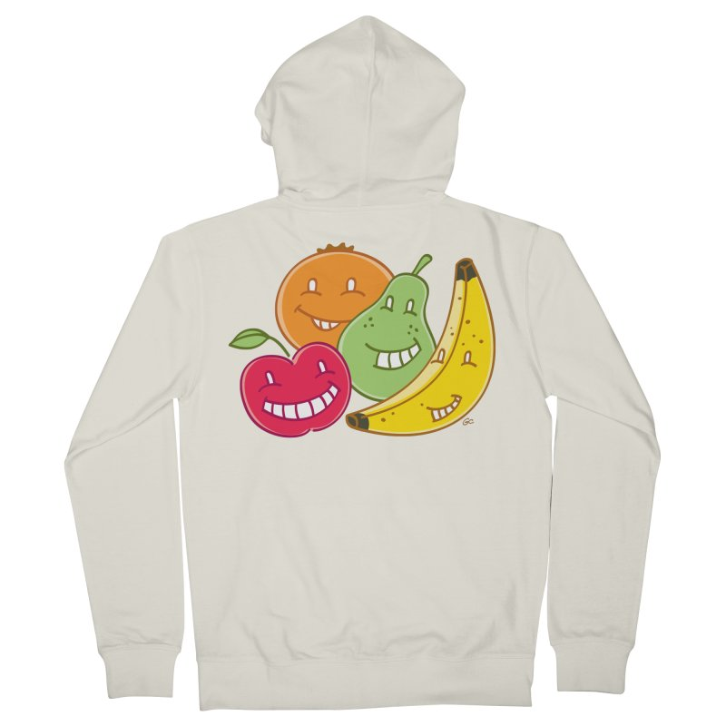 The Fruit Bunch™ Women's Zip-Up Hoody by Trulyfunky Shop @ Threadless!