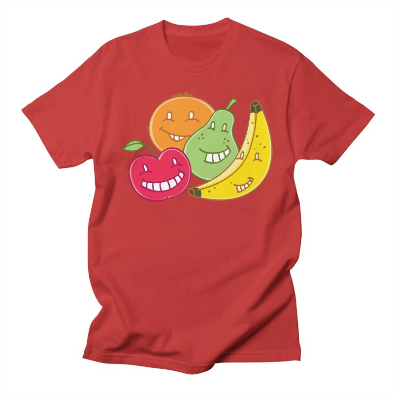 The Fruit Bunch™ Men's T-shirt by Trulyfunky Shop @ Threadless!