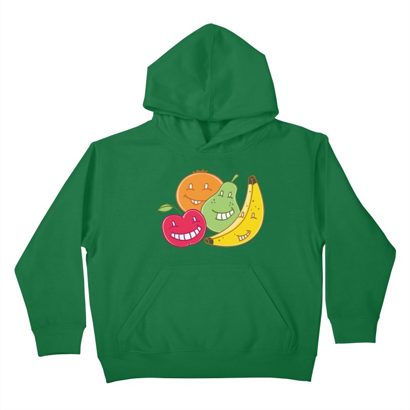 The Fruit Bunch™ Kids Pullover Hoody by Trulyfunky Shop @ Threadless!