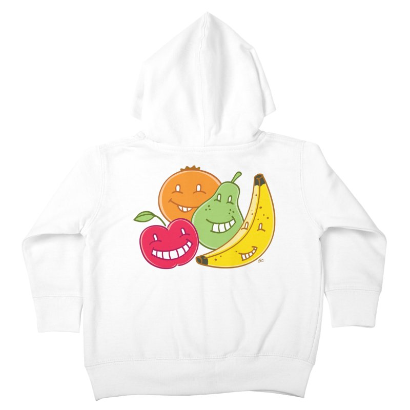 The Fruit Bunch™ Kids Toddler Zip-Up Hoody by Trulyfunky Shop @ Threadless!
