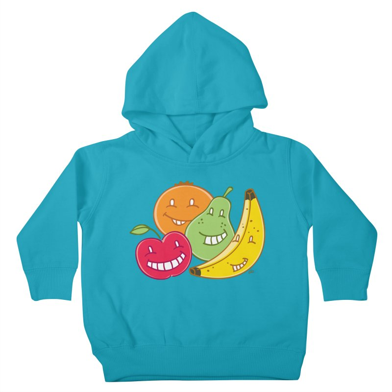 The Fruit Bunch™ Kids Toddler Pullover Hoody by Trulyfunky Shop @ Threadless!