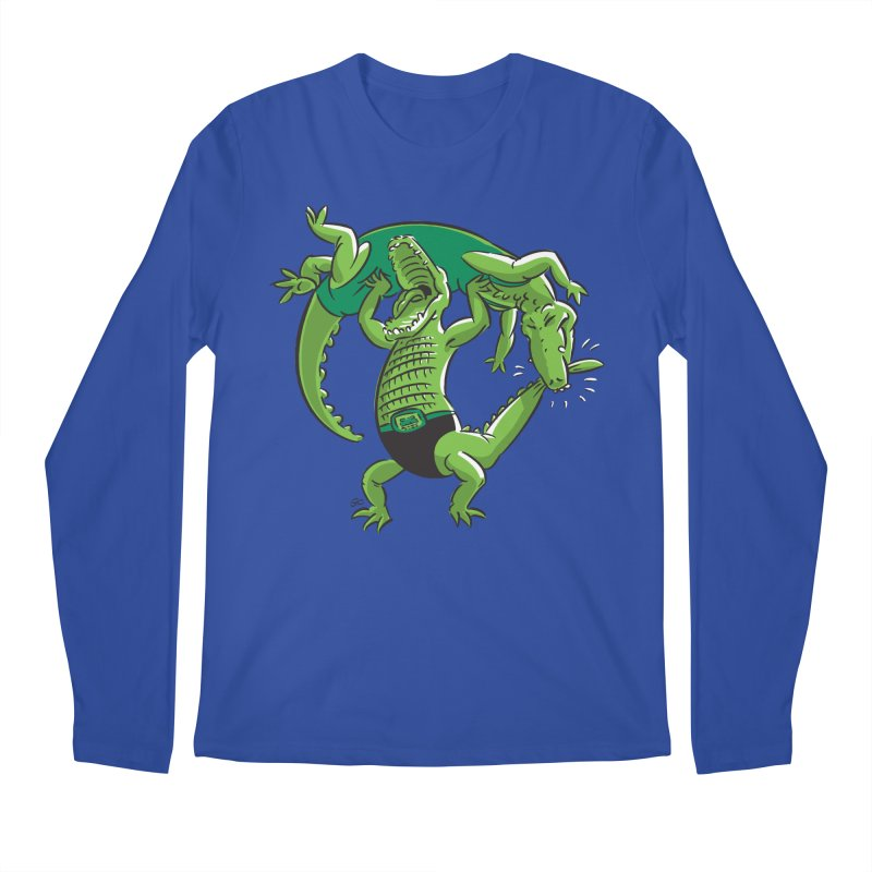 Alligator Wrestling   by Trulyfunky Shop @ Threadless!