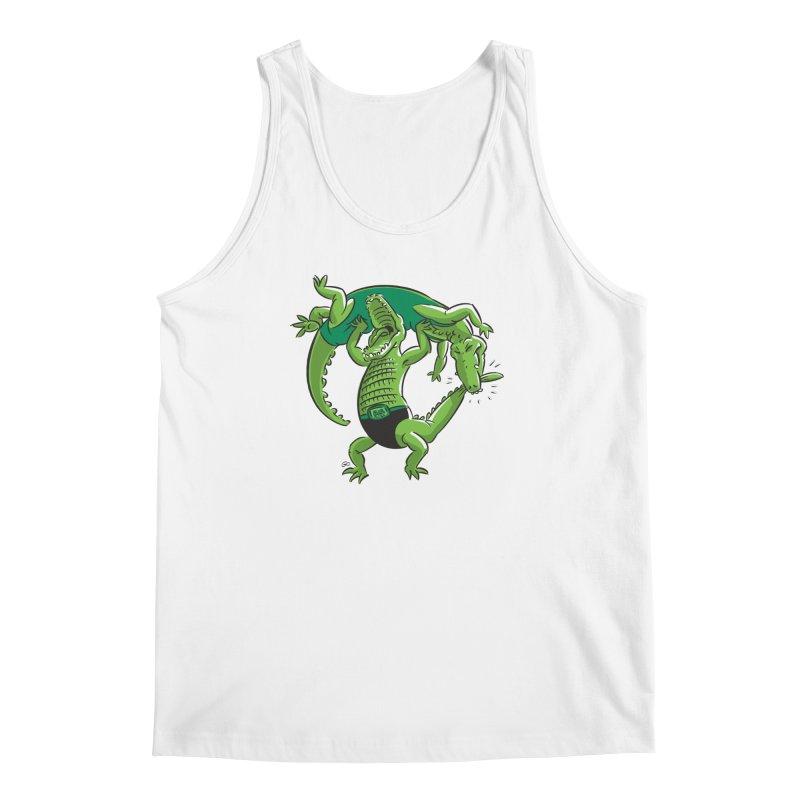 Alligator Wrestling   by Trulyfunky Shop @ Threadless!