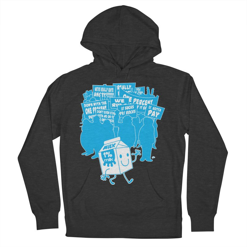 Bad News For Milk Women's Pullover Hoody by Trulyfunky Shop @ Threadless!