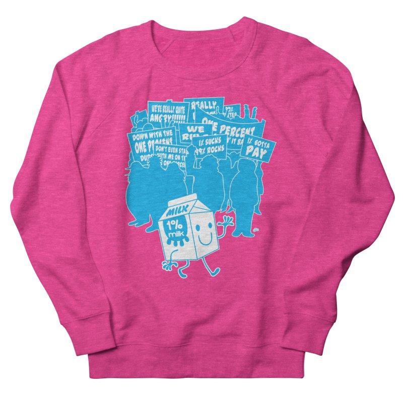 Bad News For Milk Women's Sweatshirt by Trulyfunky Shop @ Threadless!