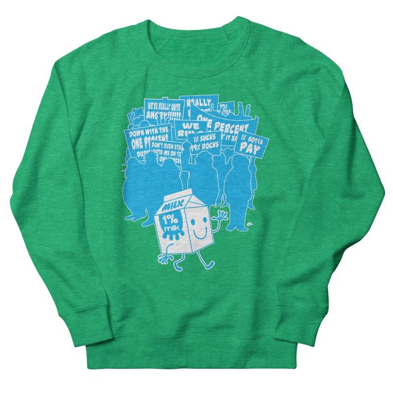Bad News For Milk Men's Sweatshirt by Trulyfunky Shop @ Threadless!