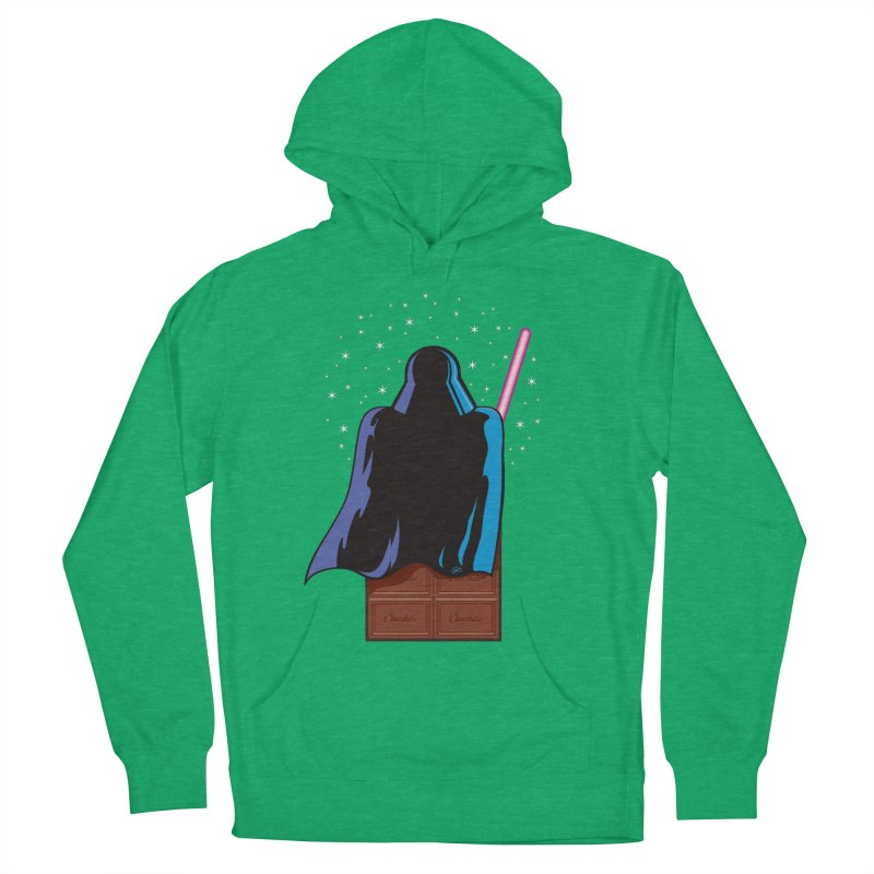 Dark Chocolate Men's Pullover Hoody by Trulyfunky Shop @ Threadless!
