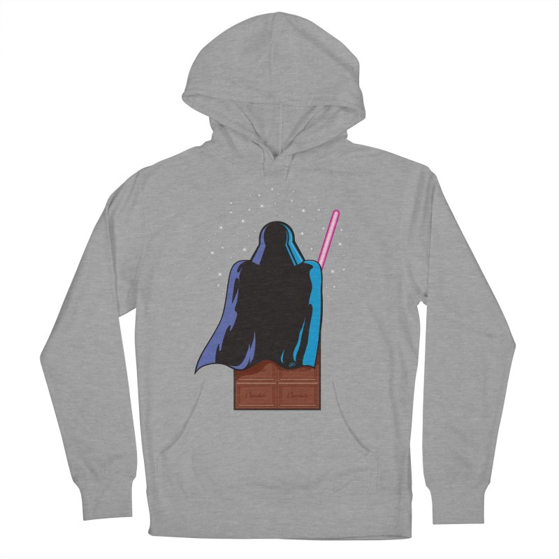 Dark Chocolate Men's Pullover Hoody by Trulyfunky Shop @ Threadless!