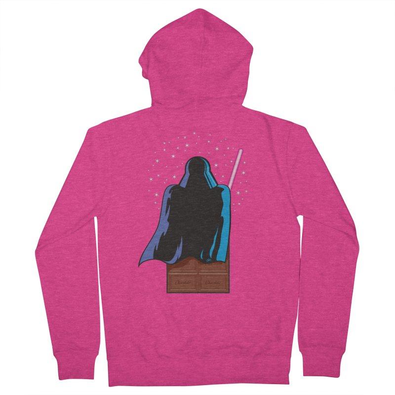 Dark Chocolate Women's Zip-Up Hoody by Trulyfunky Shop @ Threadless!