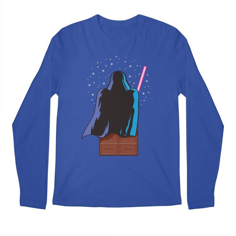 Dark Chocolate Men's Longsleeve T-Shirt by Trulyfunky Shop @ Threadless!