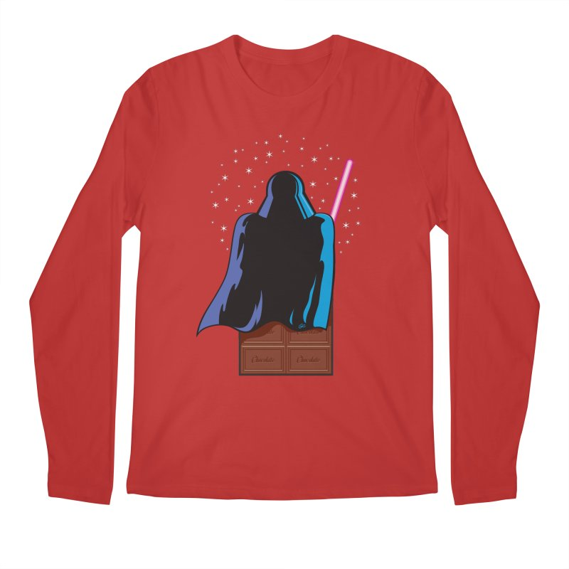 Dark Chocolate Men's Longsleeve T-Shirt by Trulyfunky Shop @ Threadless!
