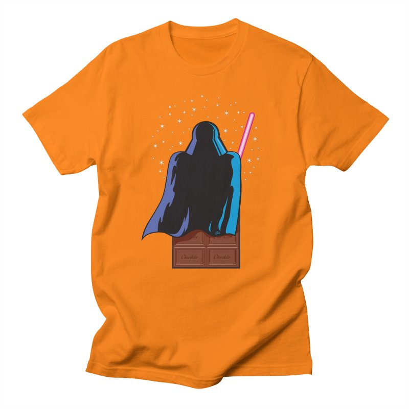 Dark Chocolate Men's T-shirt by Trulyfunky Shop @ Threadless!