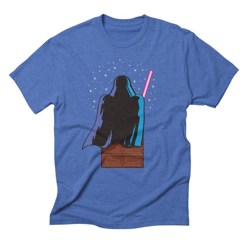 Dark Chocolate Men's Triblend T-Shirt by Trulyfunky Shop @ Threadless!