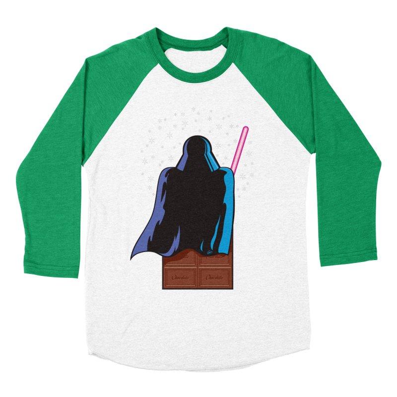 Dark Chocolate Women's Baseball Triblend T-Shirt by Trulyfunky Shop @ Threadless!