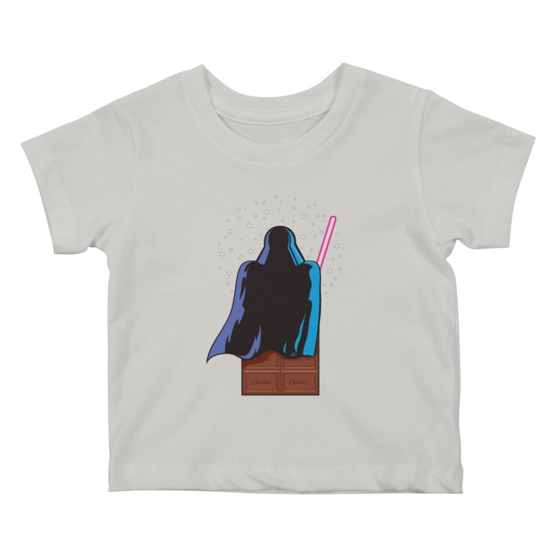 Dark Chocolate Kids Baby T-Shirt by Trulyfunky Shop @ Threadless!
