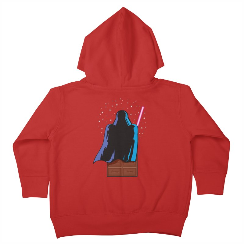 Dark Chocolate Kids Toddler Zip-Up Hoody by Trulyfunky Shop @ Threadless!