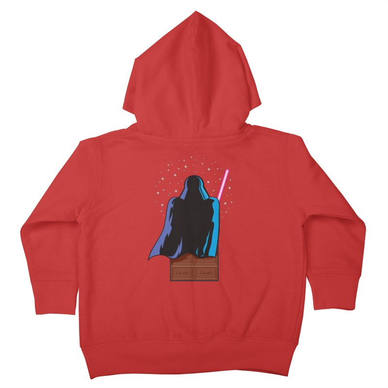 Dark Chocolate Kids Toddler Zip-Up Hoody by Trulyfunky Shop @ Threadless!