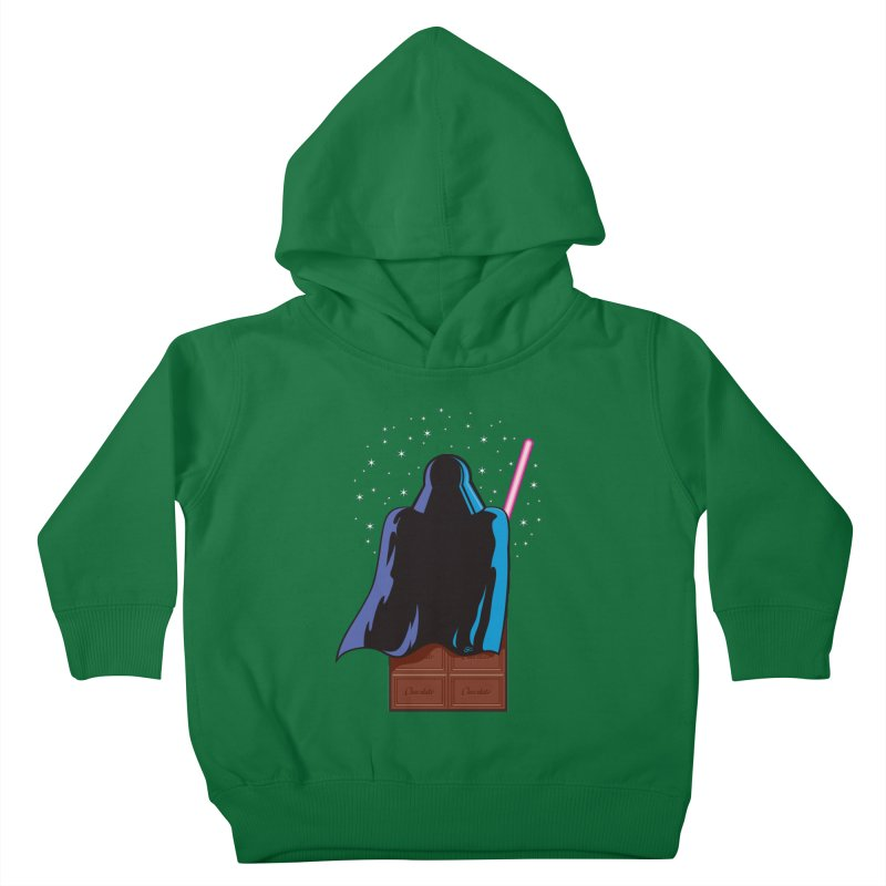 Dark Chocolate Kids Toddler Pullover Hoody by Trulyfunky Shop @ Threadless!