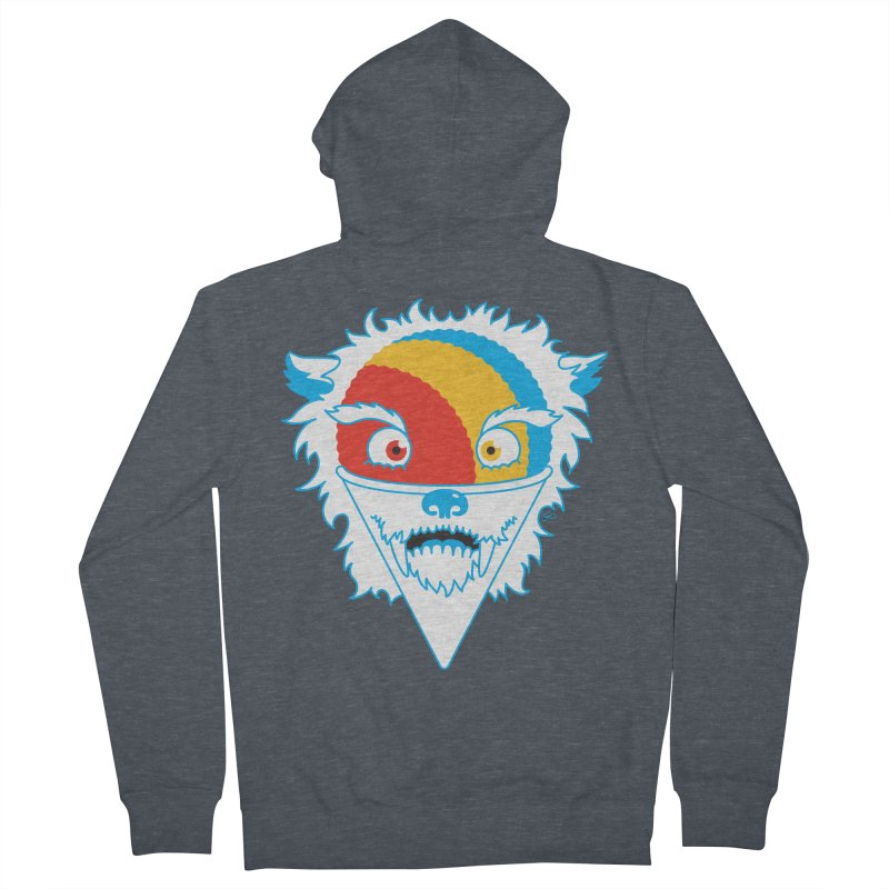 The Abominable Snow-Cone Women's Zip-Up Hoody by Trulyfunky Shop @ Threadless!