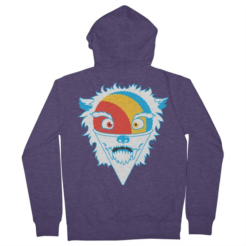 The Abominable Snow-Cone Men's Zip-Up Hoody by Trulyfunky Shop @ Threadless!